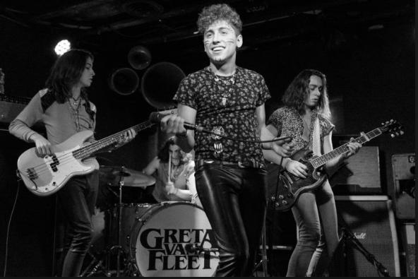 A 5 Year Old Kid Covered Greta Van Fleet S Highway Tune It S Amazing Rock Pasta