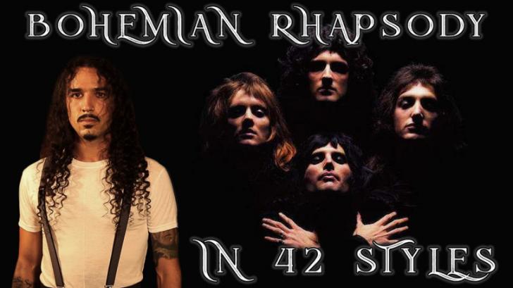 Bohemian Rhapsody Played In 42 Styles – Rock Pasta