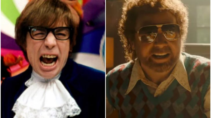 Did You Catch Austin Powers Star Mike Myers Cameo In