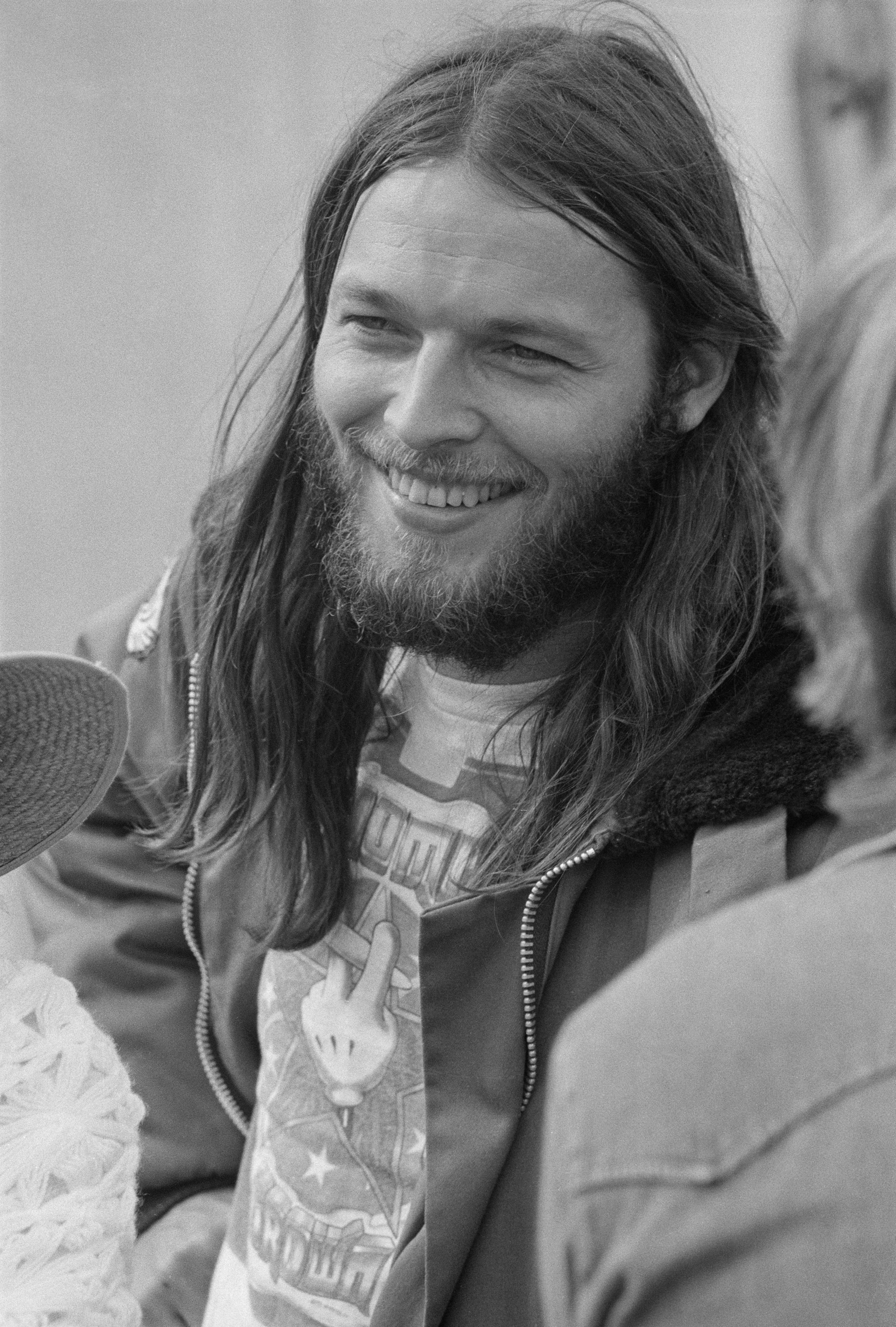 David Gilmour Suomeen