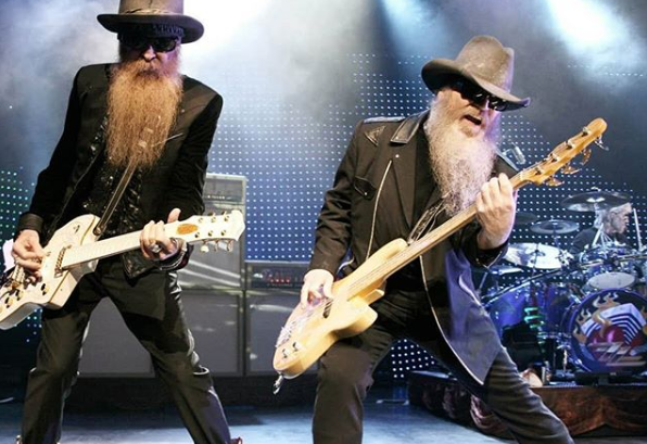 ZZ Top Songs That Features The Best Guitar Playing By Billy Gibbons